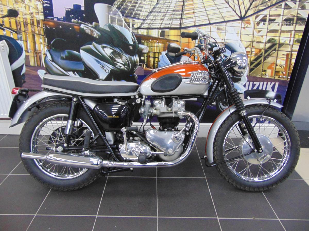 Buy Online Triumph Bonneville T120