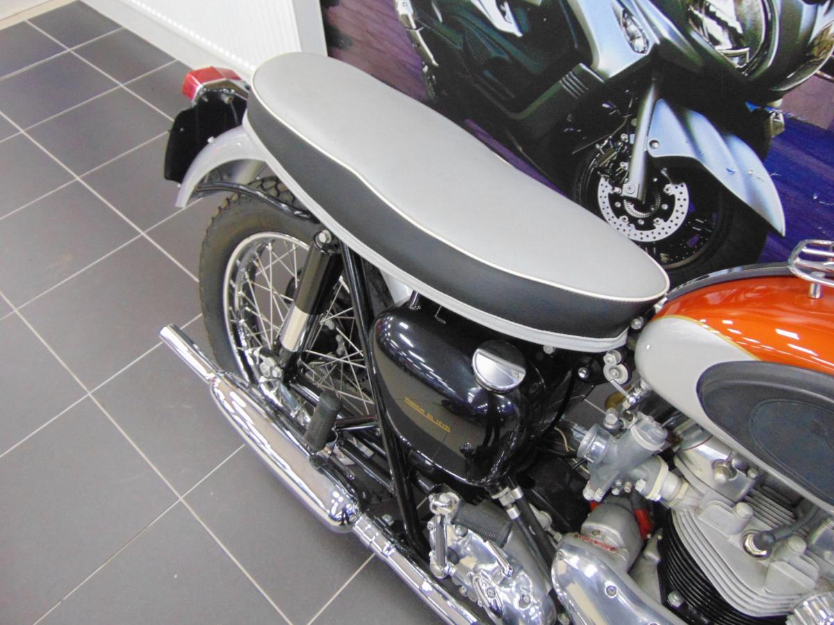Triumph Bonneville T120 1962