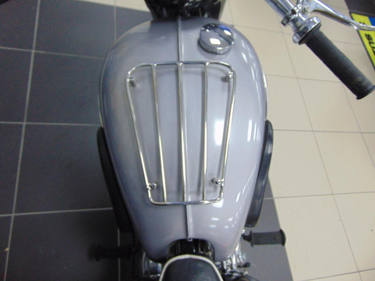 TRIUMPH T100 1954
