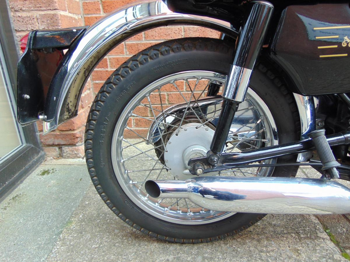 A.J.S 250 Sportster 1965