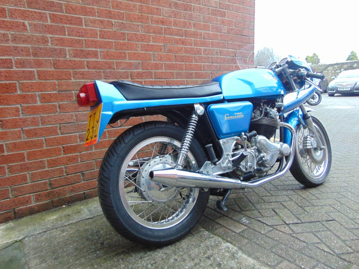 Norton Commando 750 1973