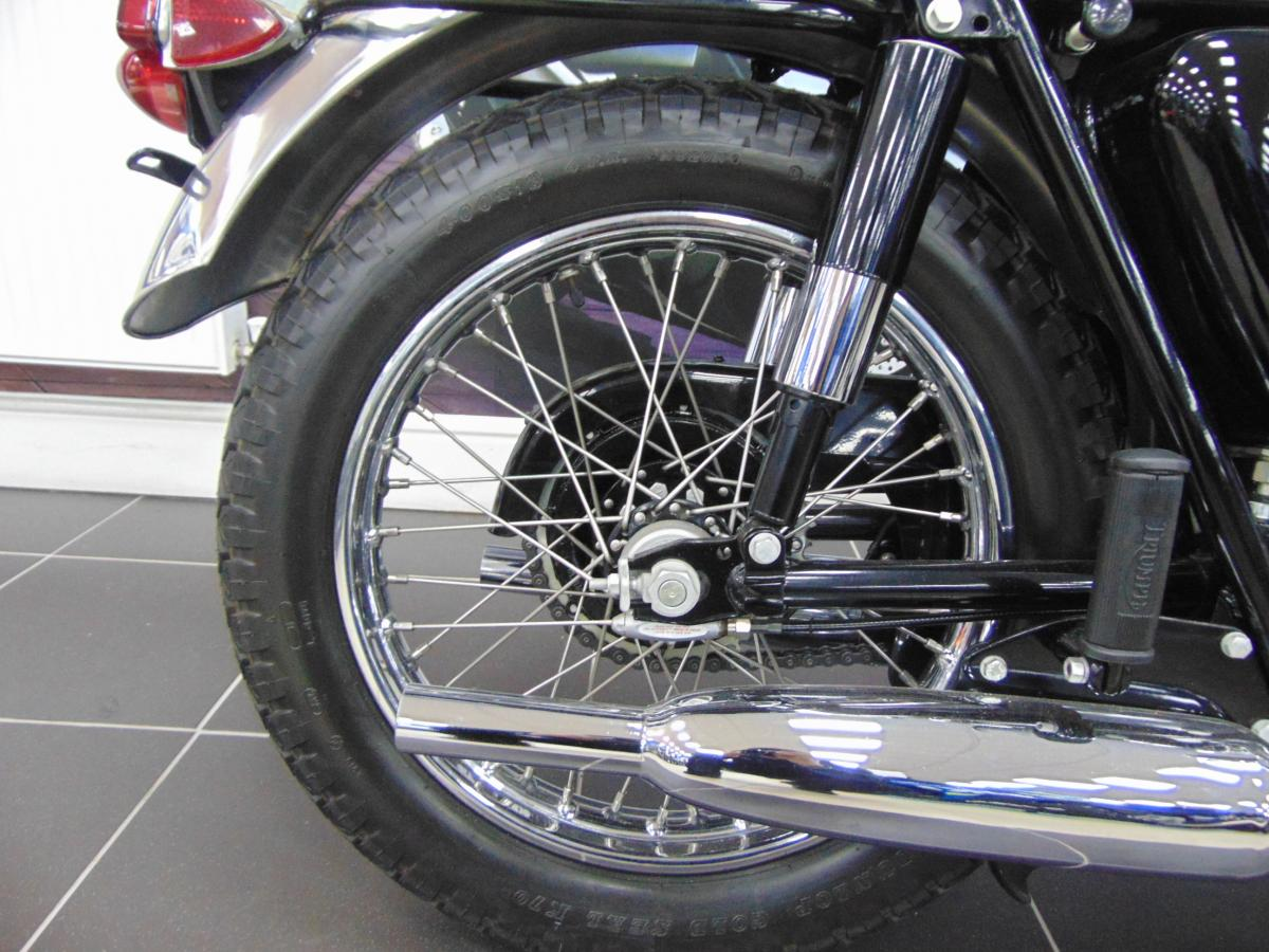 Triumph Bonneville T120R 1968