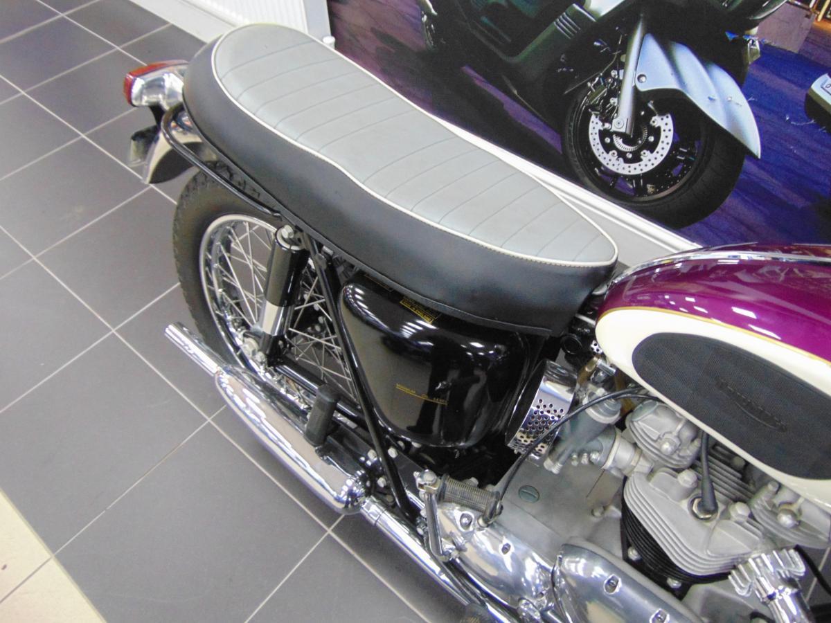 Triumph Bonneville T120R 1967