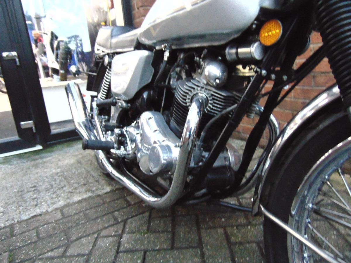 Norton 850 Commando 1978