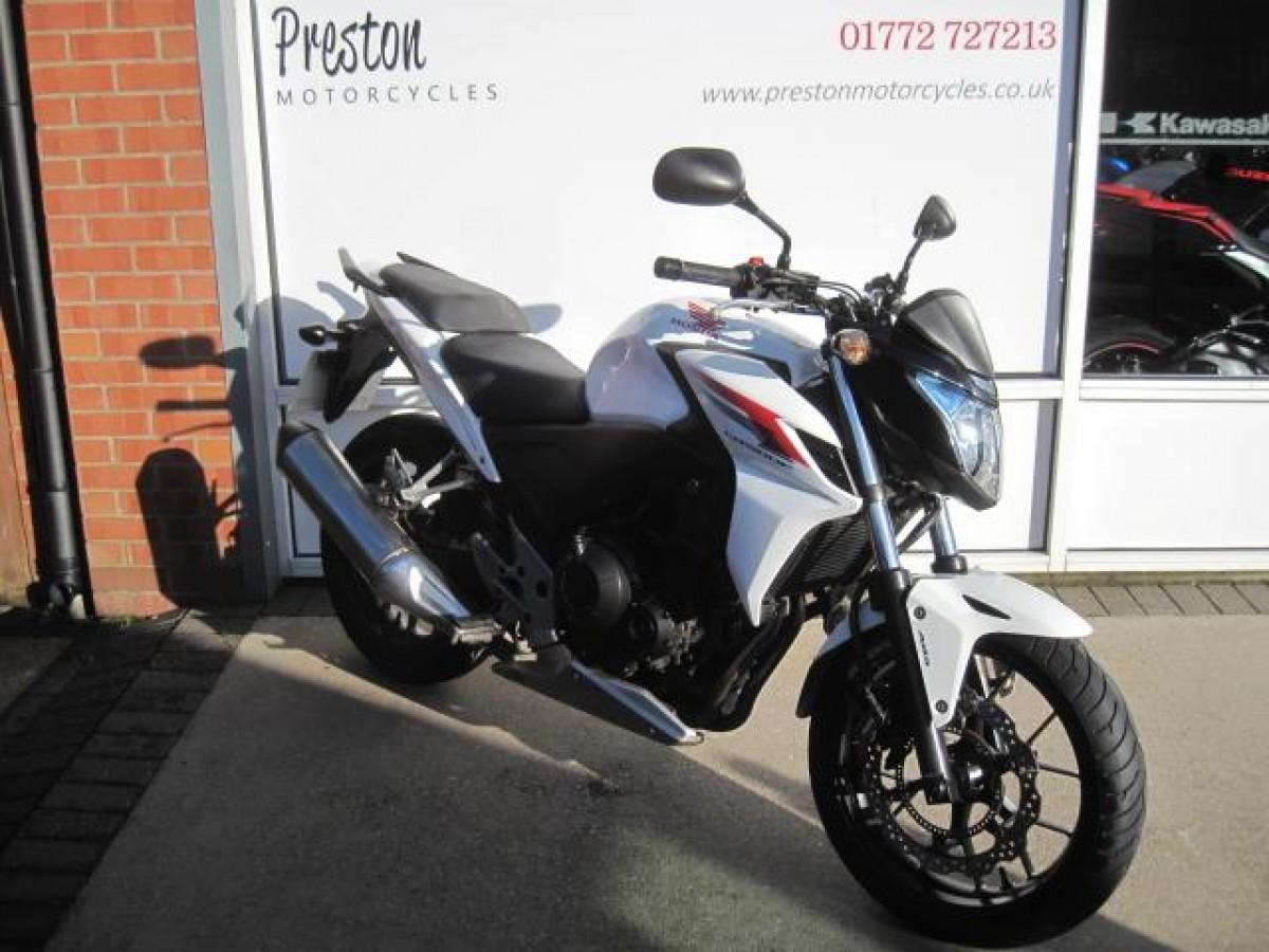 Buy Online Honda CB500F-A