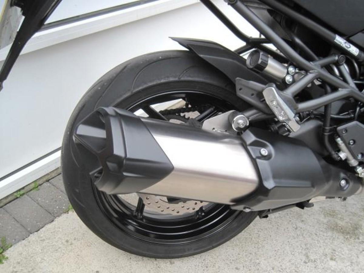 Kawasaki KLZ1000 VERSYS ABS 2017