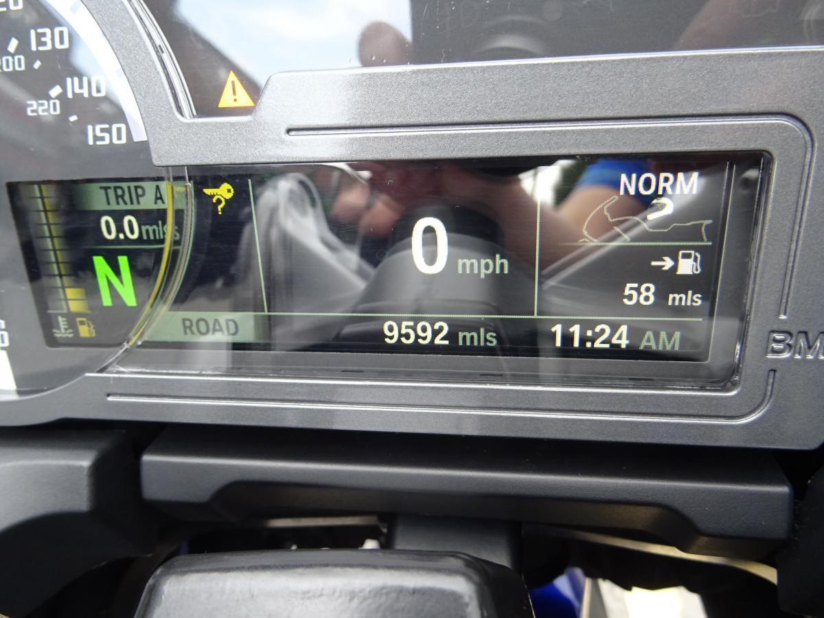 BMW R1200 RT SE 2015