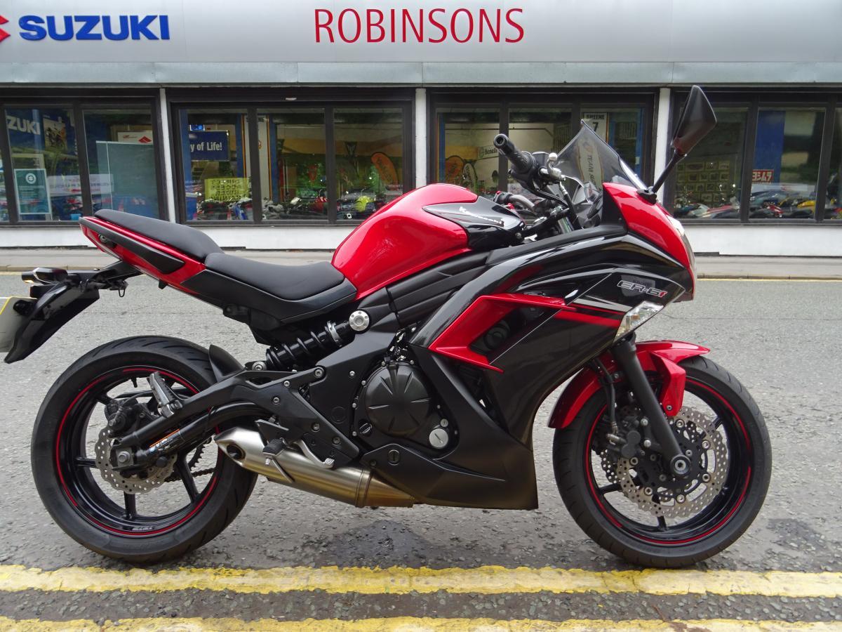 Buy Online Kawasaki EX650 FGF ABS