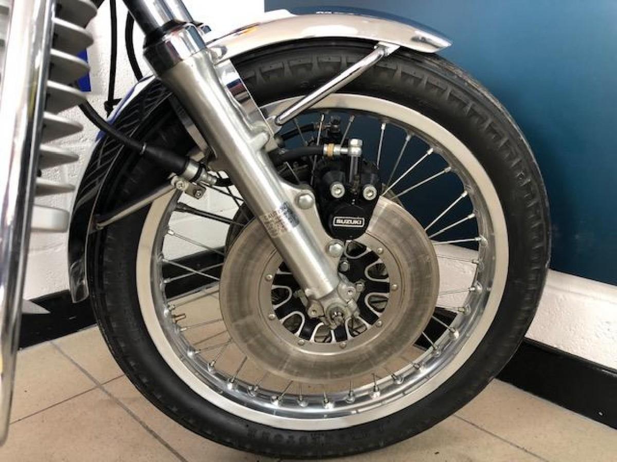 Suzuki RE5 1975