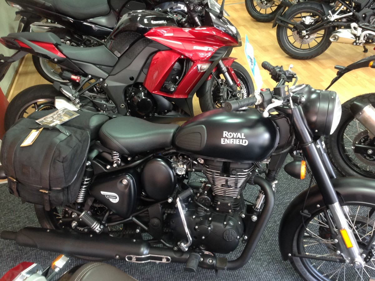 2019 Royal enfield  Classic stealth
