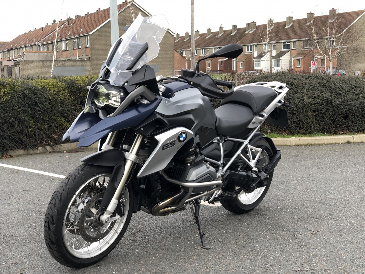 2016 BMW R 1200 GS TE Factory Lowered