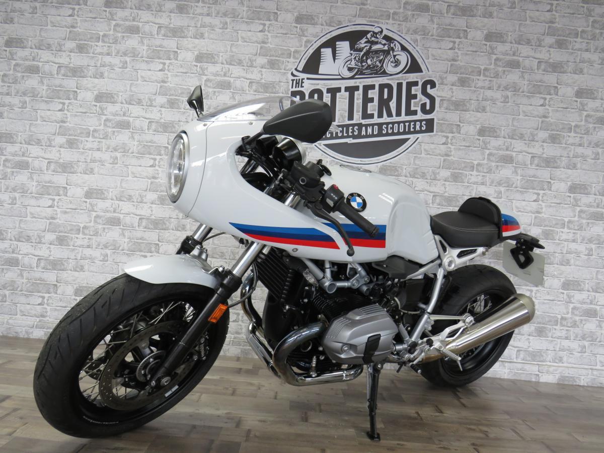 BMW R NINET RACER 2018