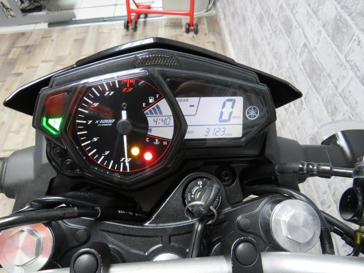 YAMAHA MT-03 ABS MTN320-A 2016