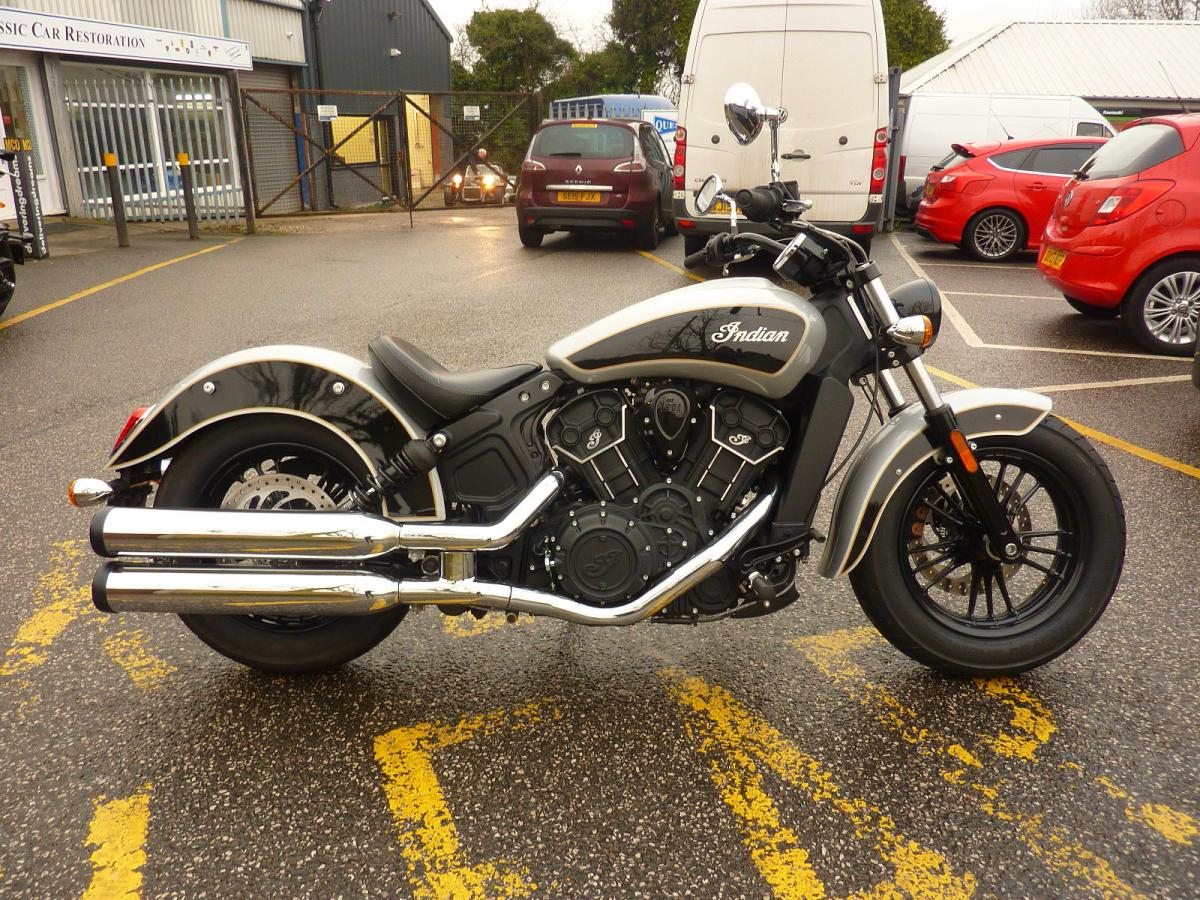 Buy Online INDIAN SCOUT SIXTY