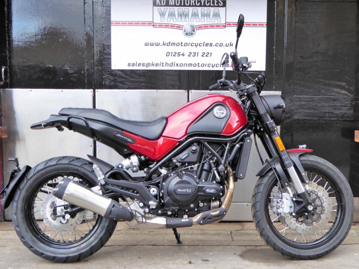 Buy Online BENELLI LEONCINO 500 TRAIL