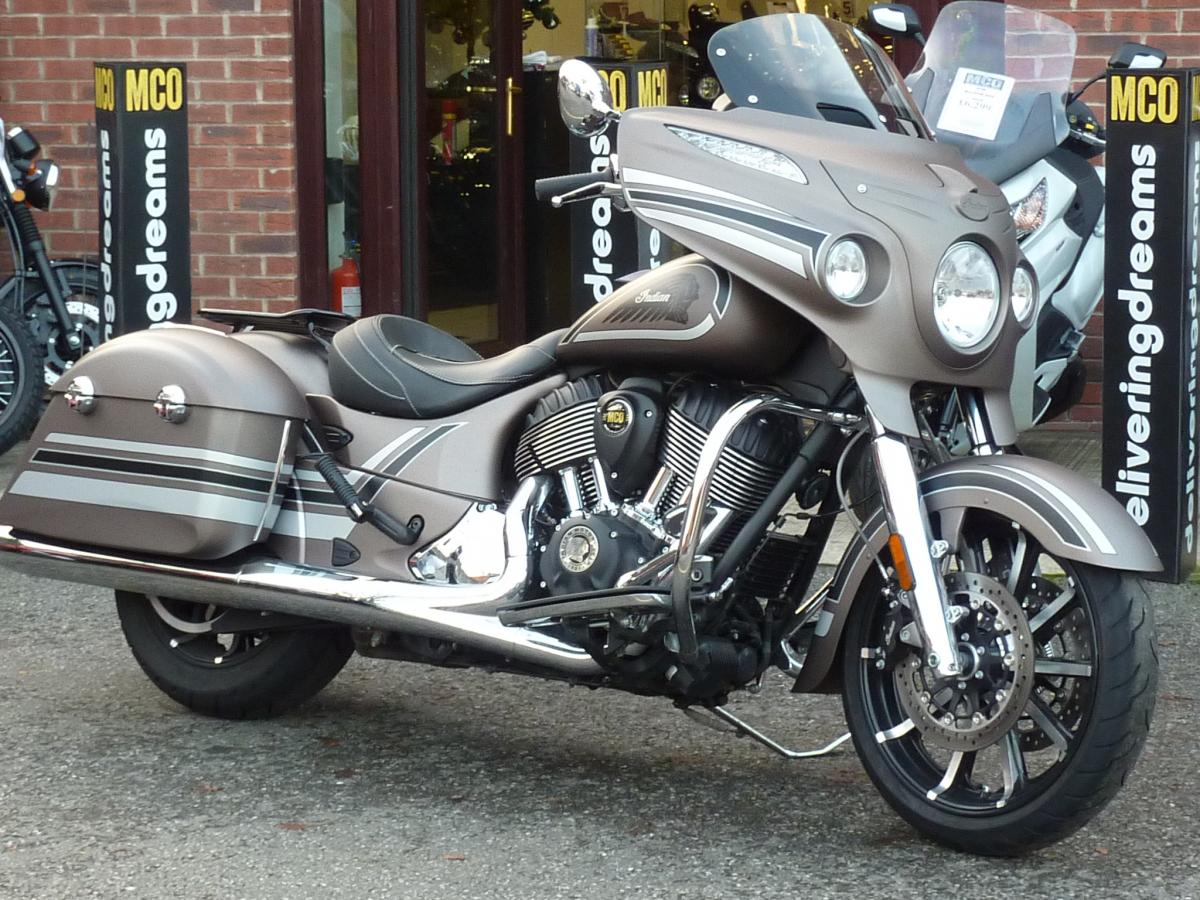 Buy Online INDIAN CHIEFTAIN LIMITED