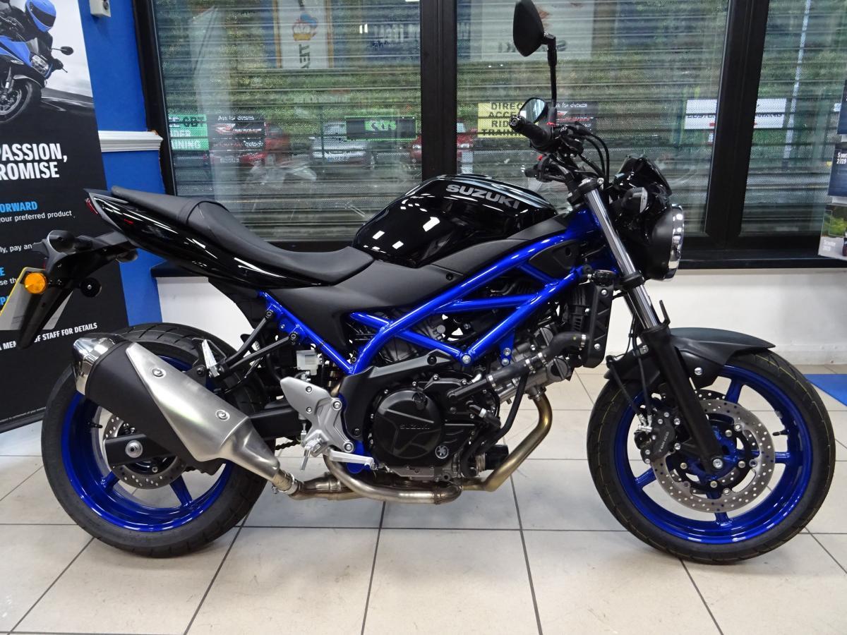 Buy Online Suzuki SV650AL9