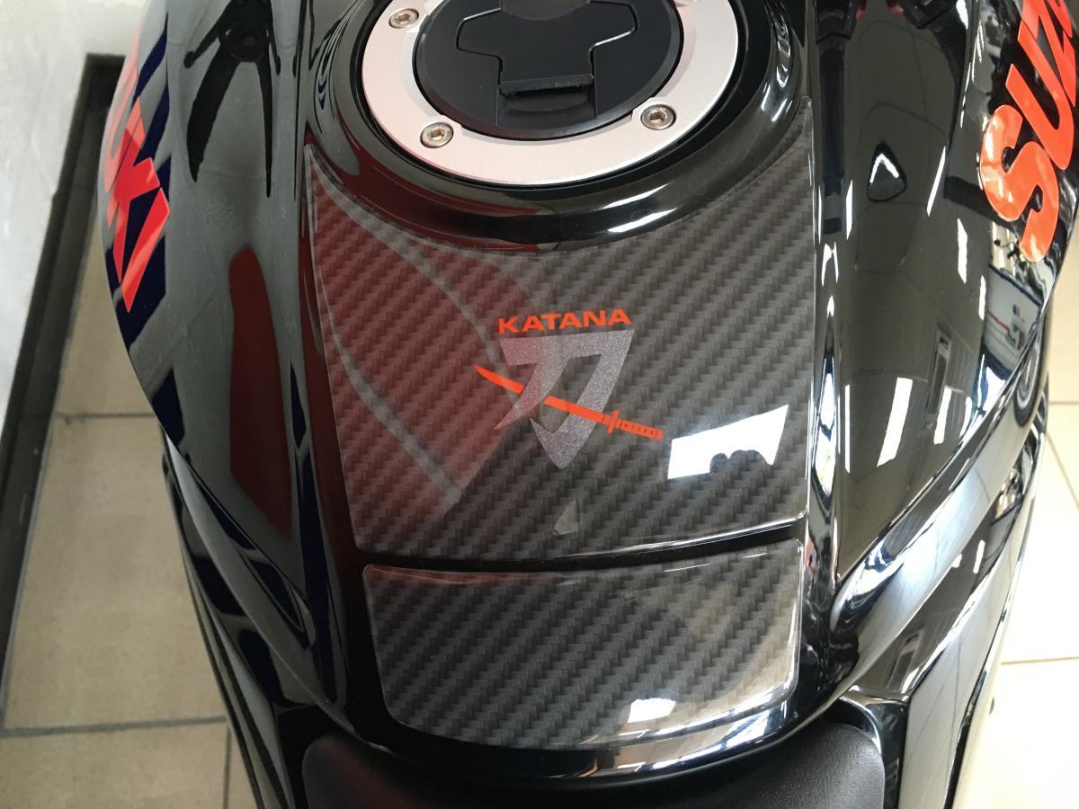 2019 Suzuki GSX-S1SRQM0 Katana