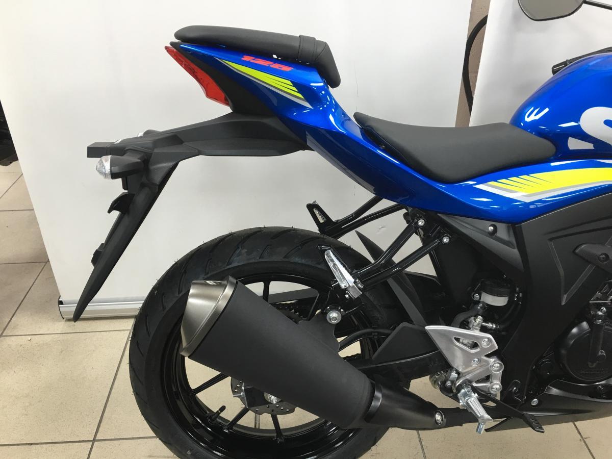 SUZUKI GSX-S125XAL8 2019