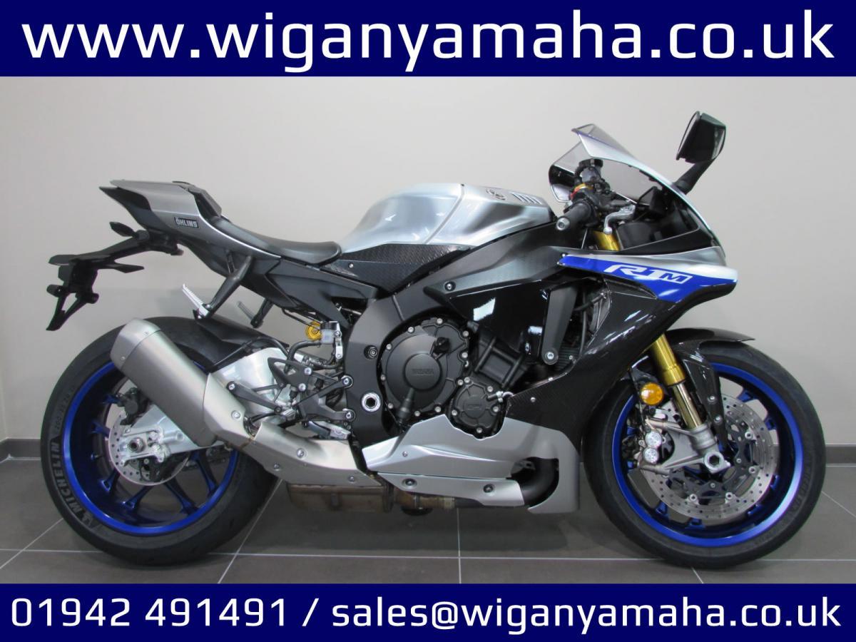 Buy Online Yamaha YZF-R1M