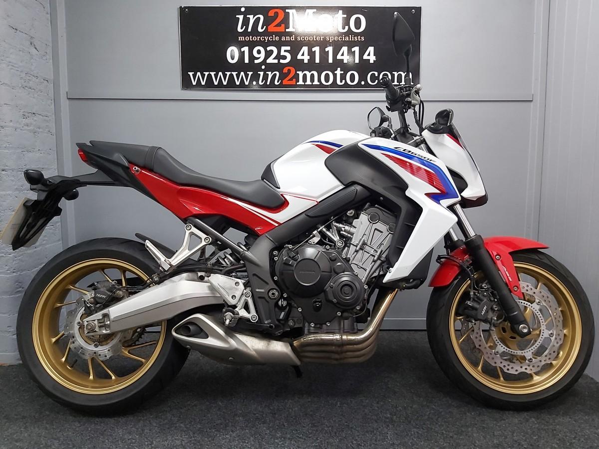 Buy Online Honda CB650FA-E