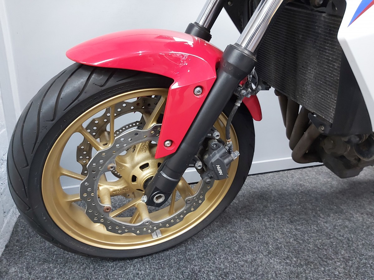 Honda CB650FA-E 2014