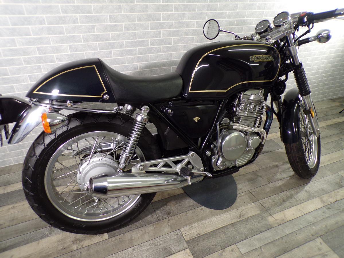 Honda GB500 TT 1990