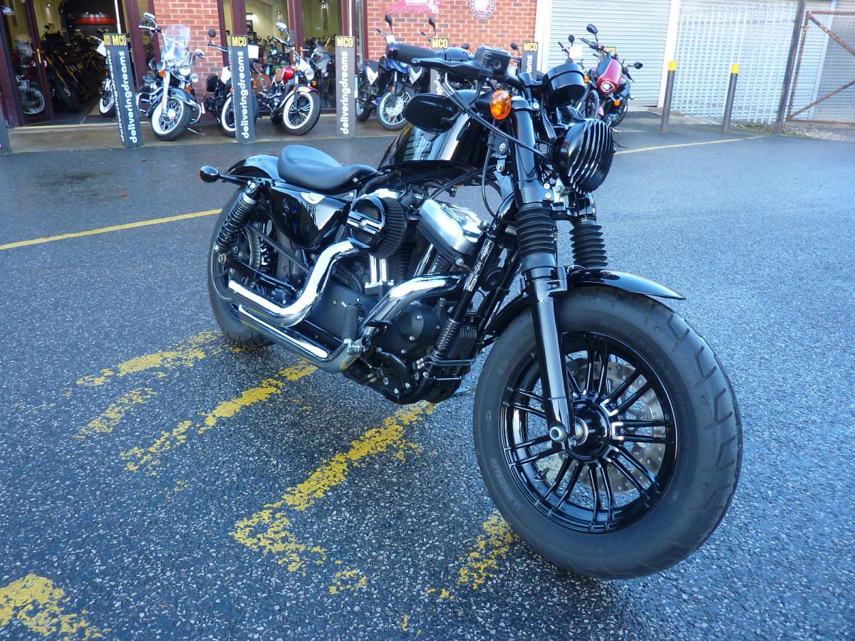 HARLEY DAVIDSON XL 1200 X FORTY EIGH 2016