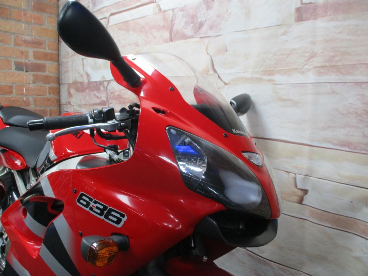KAWASAKI ZX636 A1P 2002
