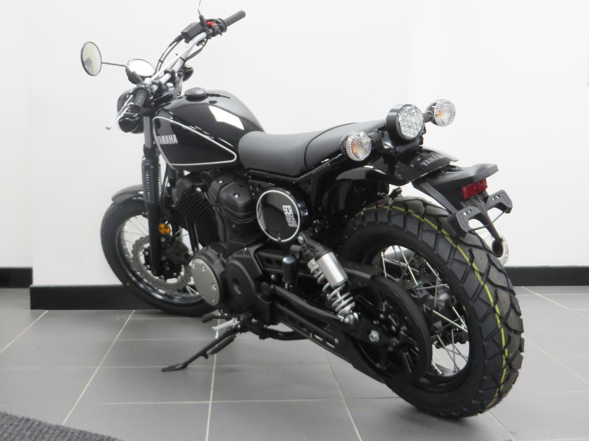 Yamaha XV950SCR ABS DEMO 2017