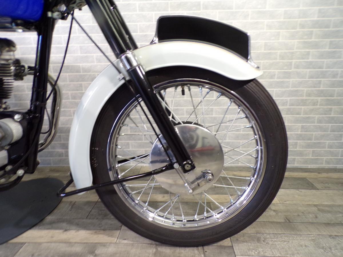 Triumph Bonneville T120R 1959