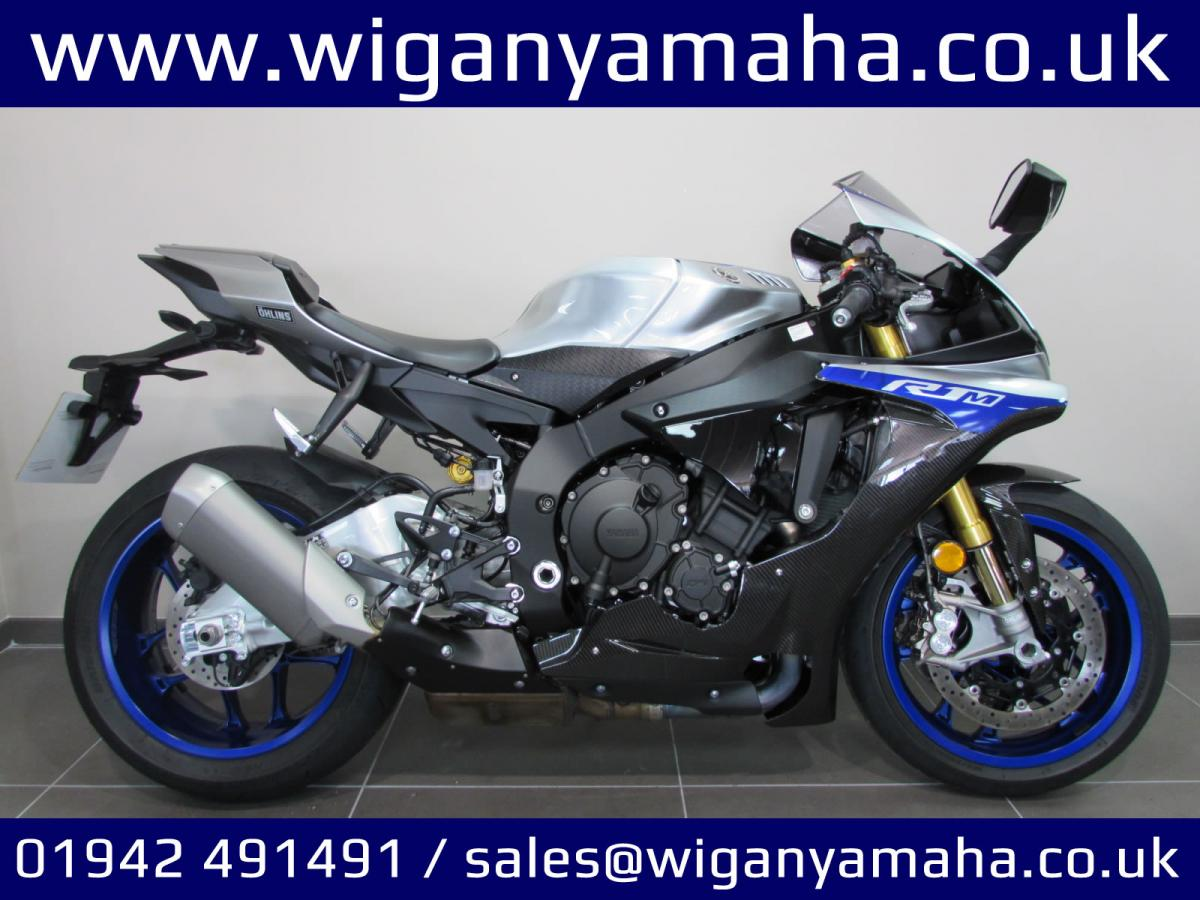 Buy Online Yamaha R1M