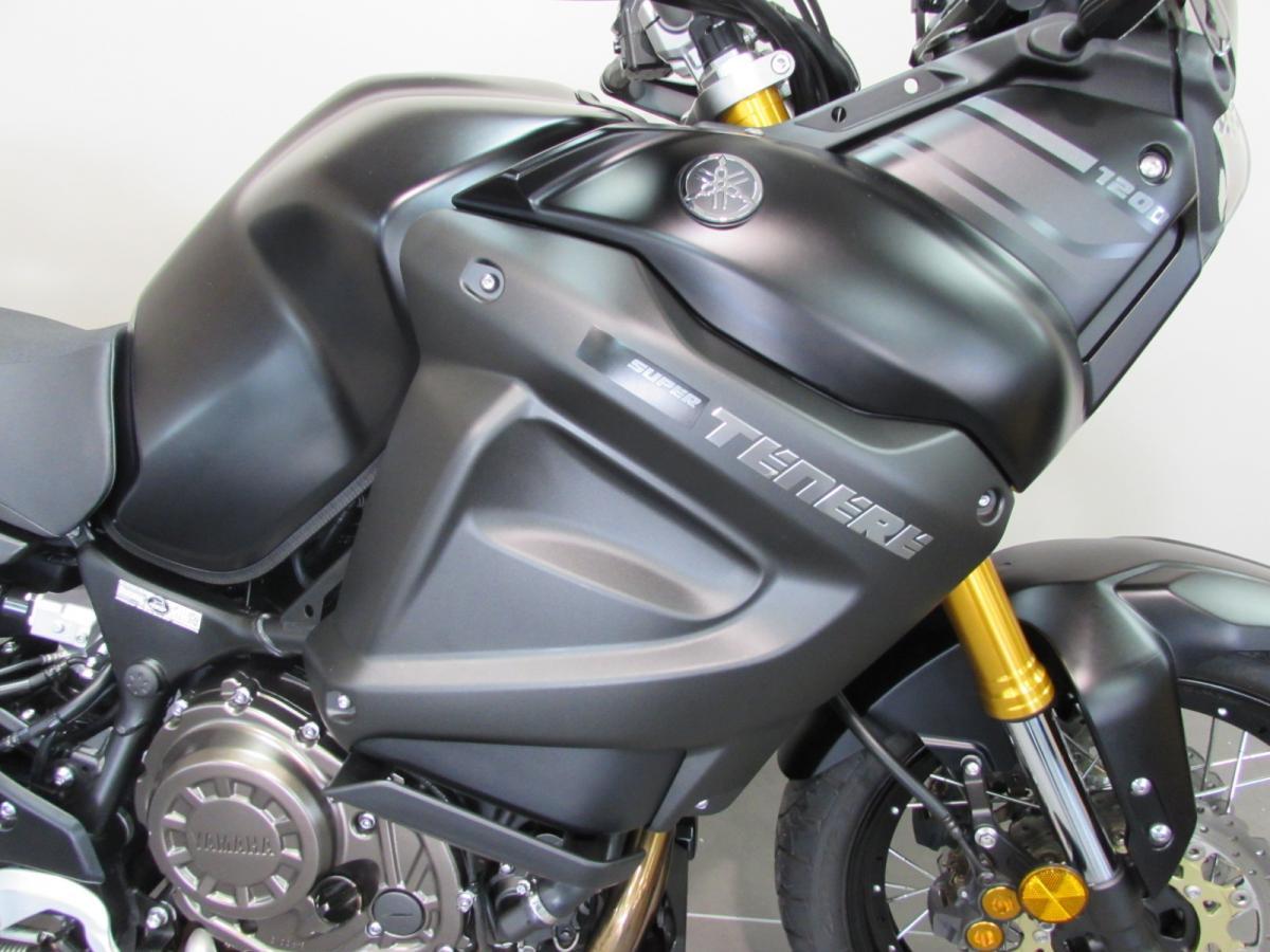 Yamaha XT1200ZE 2018