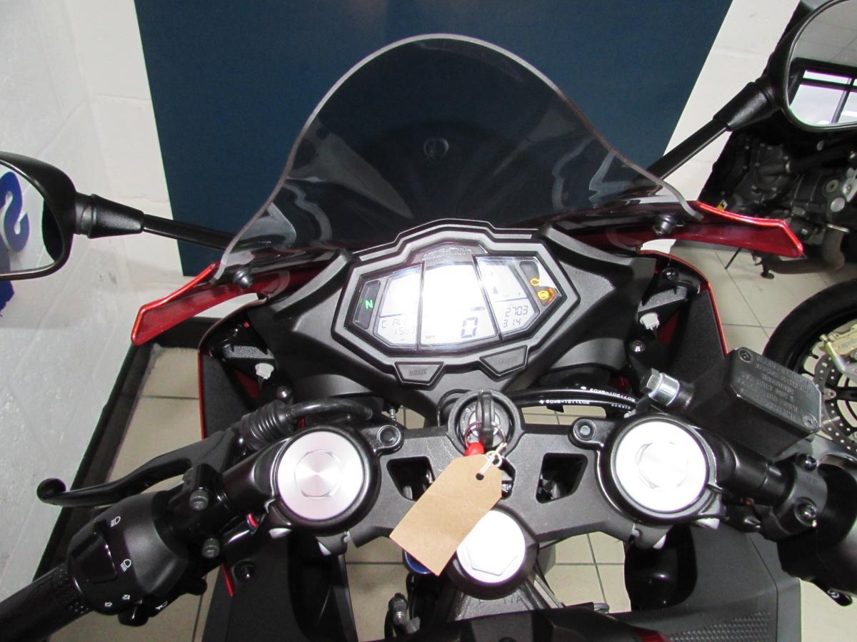 Yamaha YZF-R125 ABS 2018