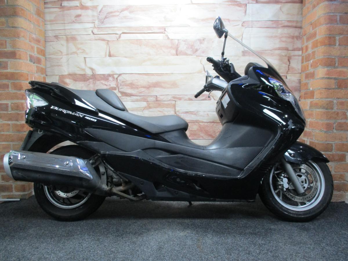 Suzuki AN400 K8 2008