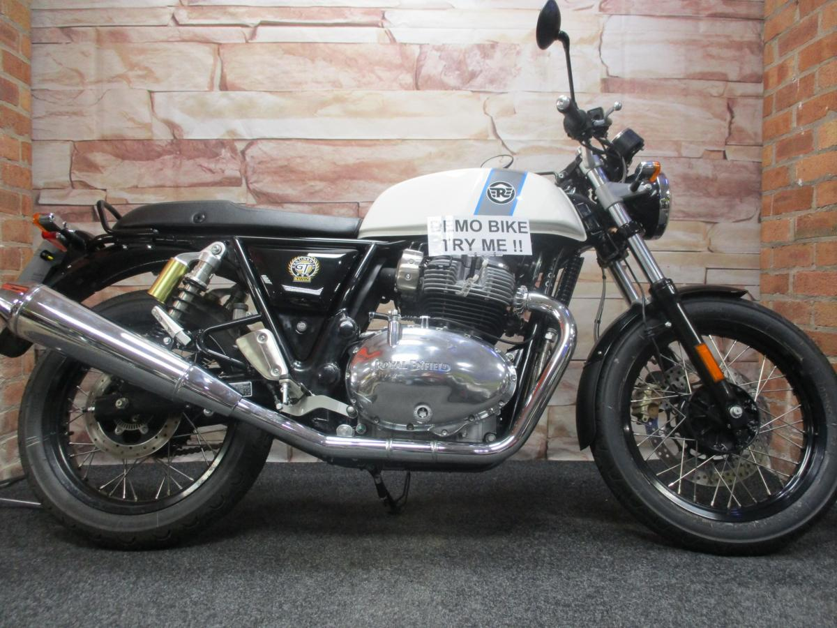 Buy Online ROYAL ENFIELD CONTINENTAL GT 650