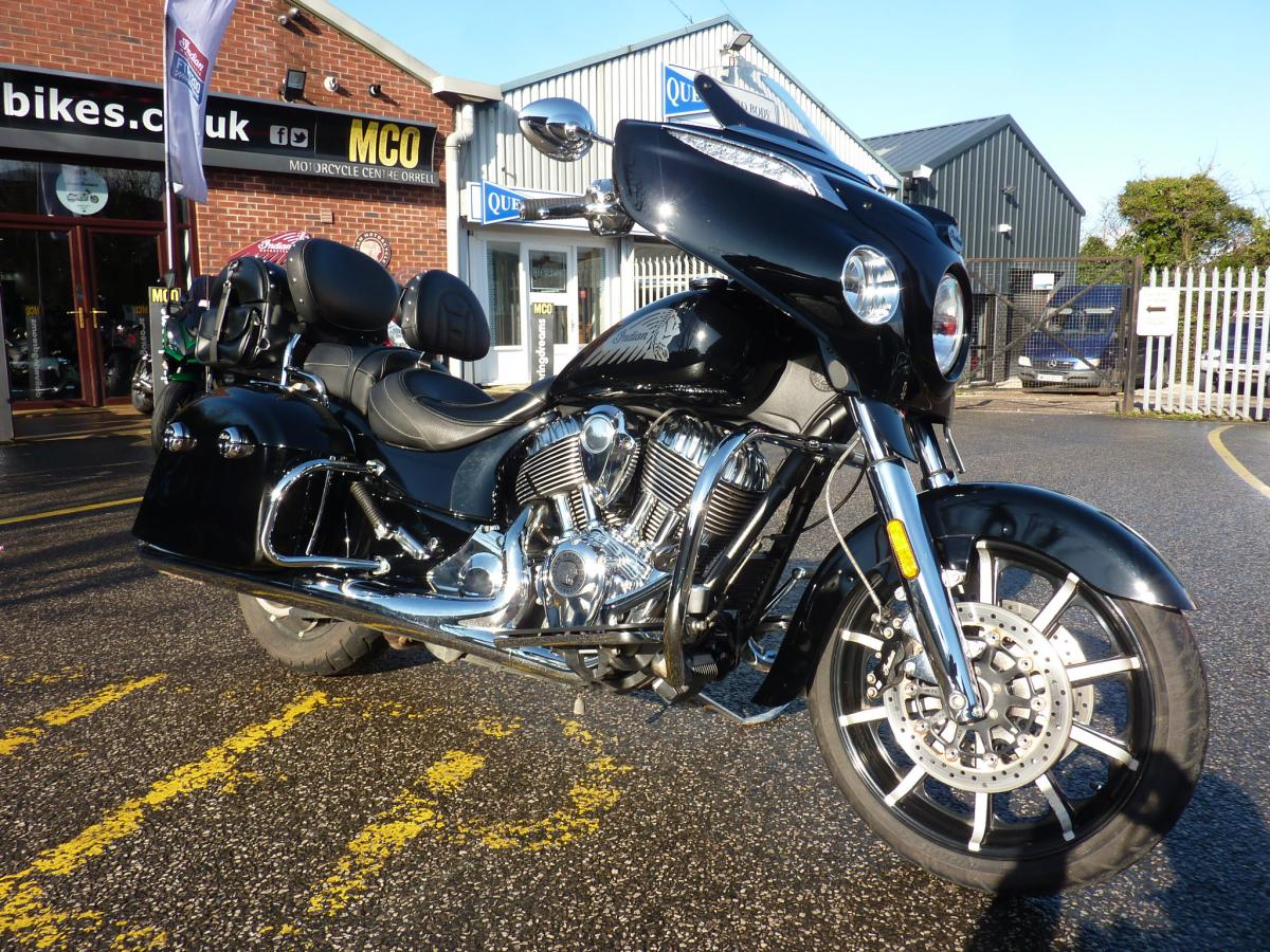Buy Online INDIAN CHIEFTAIN