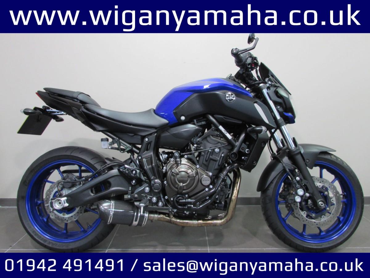 Buy Online Yamaha MT-07