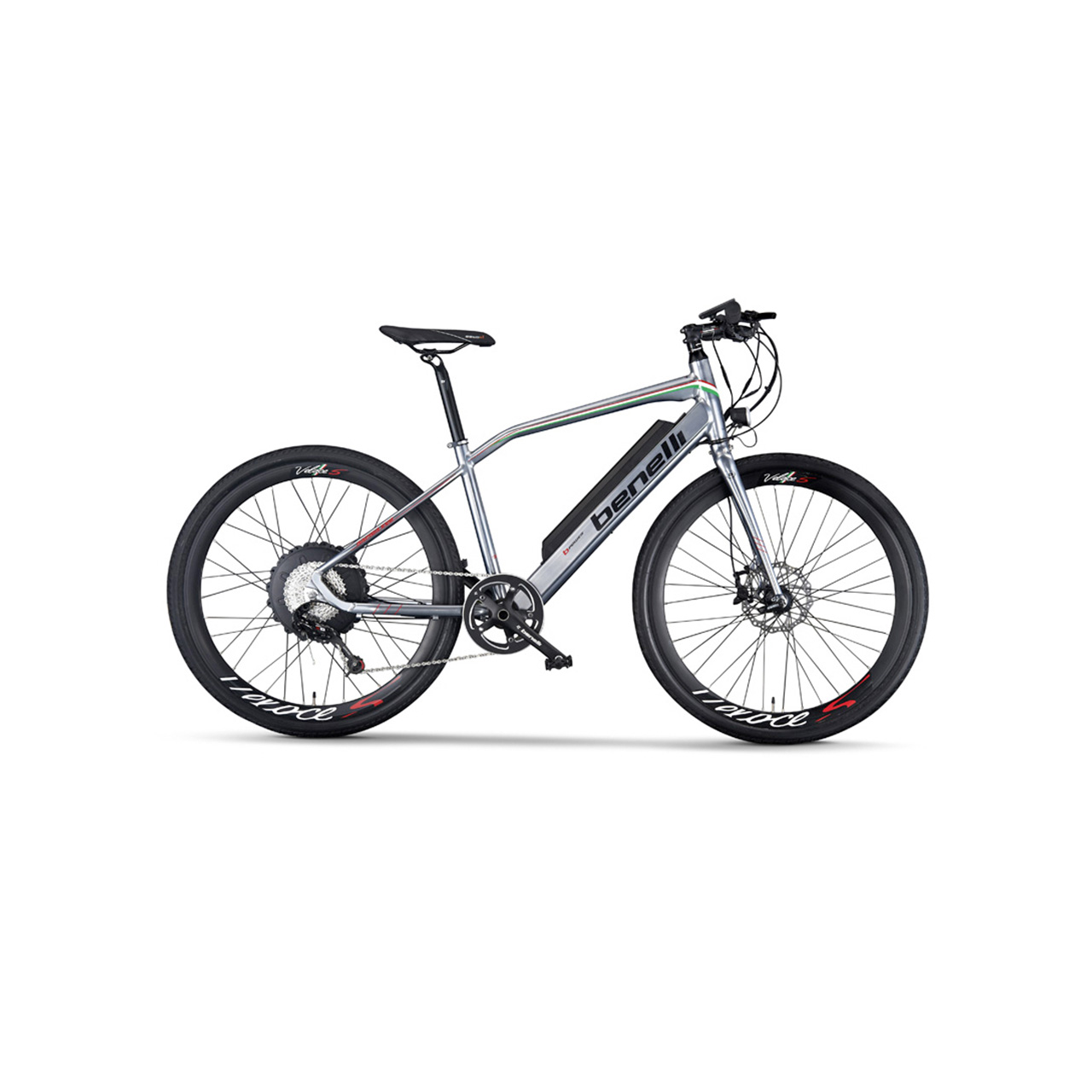 A great range eBikes