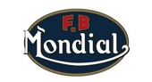 FB Mondial RH Handlebar Grip (Red)