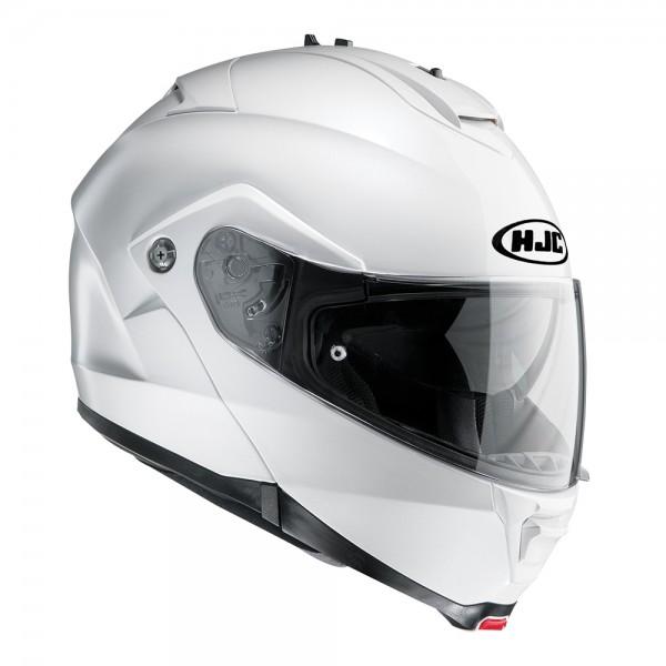 HJC Is-Max 2 Flip Front Helmet White Small