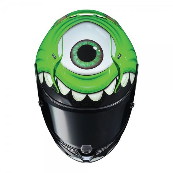 HJC R-PHA 11 Disney Pixar Monsters, Inc. Mike Wazowski Helmet XL