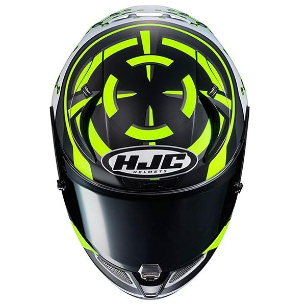 HJC Rpha 11 Iannone 29 Replica Green Helmet
