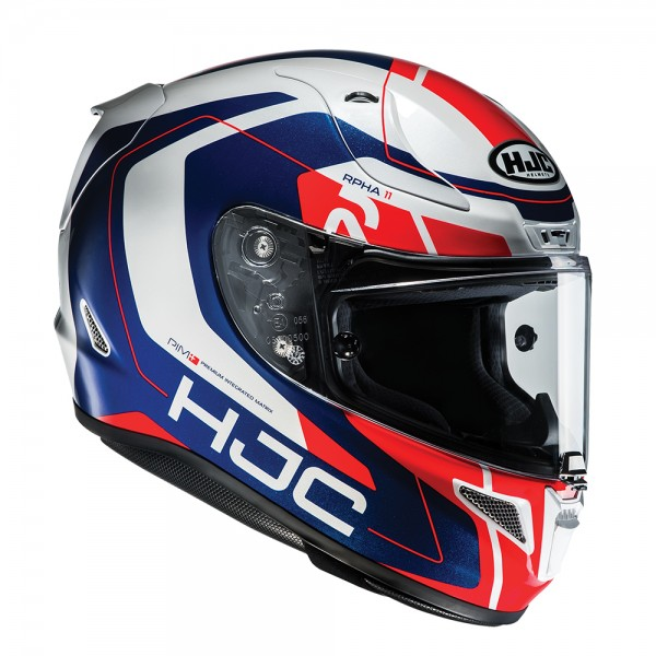 HJC RPHA 11 Chakri Red White & Blue