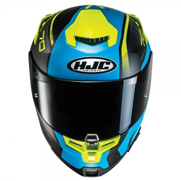 HJC Rpha 70 Vias Blue Helmet