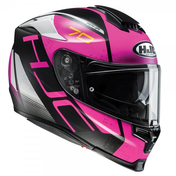 HJC Rpha 70 Vias Pink