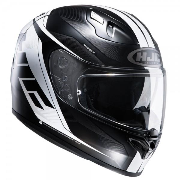 HJC FG-ST Crono Black Helmet XL