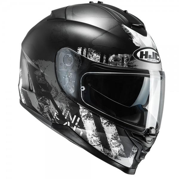 HJC IS-17 Shapy Black Helmet XL