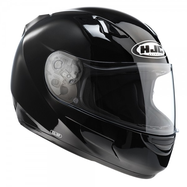 HJC CLSP Helmet for Large Heads Black