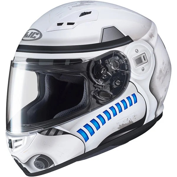 HJC CS-15 Star Wars Stormtrooper Helmet